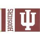 Indiana Hoosiers Premium 3' x 5' Flag