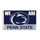 "Penn State Nittany Lions ""We are Penn State"" Premium 3' x 5' Flag"