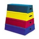 Trapezoid Foam Vaulting Box