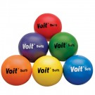 Voit® 6 1/4'' SoftiTuff Ball (Assorted Set of 6)