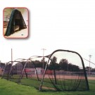 72' x 18' x 23' Collapsible Batting Tunnel