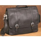 Willow Rock Leather Computer Briefcase
