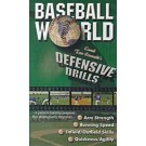 "Baseball World's ""Defensive Drill Video"" (Video) by Tom Emanski  (VHS)"