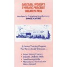 "Baseball World's ""Dynamic Practice Organization"" (Video) by Tom Emanski  (VHS)"