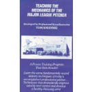 """Teaching The Mechanics Of The Major League Pitcher"" (Video) by Tom Emanski (VHS)"