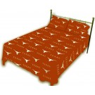 Texas Longhorns Printed Sheet Set (Twin)
