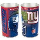 """New York Giants 15"""" Waste Basket"""