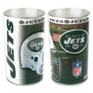 "New York Jets 15"" Waste Basket"
