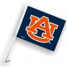 Auburn Tigers Car Flags - 1 Pair
