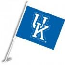 Kentucky Wildcats Car Flags - 1 Pair