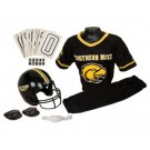 Franklin Southern Mississippi Golden Eagles DELUXE Youth Helmet and Football Uniform Set... by