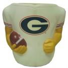 Georgia Bulldogs Jersey Can Coolers - Set of 4