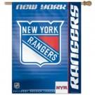 "New York Rangers 27"" x 37"" Vertical Flag / Banner"
