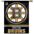"""Boston Bruins 27"""" x 37"""" Vertical Flag / Banner"""