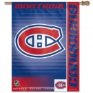 "Montreal Canadiens 27"" x 37"" Vertical Flag / Banner"