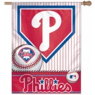 "Philadelphia Phillies 27"" x 37"" Vertical Flag / Banner"