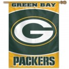 "Green Bay Packers 27"" x 37"" Vertical Flag / Banner from WinCraft"