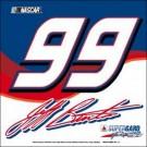 Jeff Burton #99 Car Flag