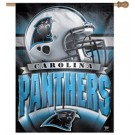 """Carolina Panthers 27"""" x 37"""" Vertical Flag / Banner from WinCraft"""
