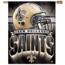 "New Orleans Saints 27"" x 37"" Vertical Flag / Banner from WinCraft"