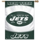 """New York Jets 27"""" x 37"""" Vertical Flag / Banner from WinCraft"""