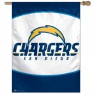 "San Diego Chargers 27"" x 37"" Vertical Flag / Banner from WinCraft"