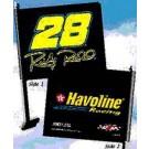 Ricky Rudd #28 Car Flag