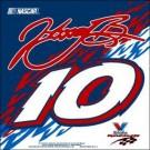 Johnny Benson #10 Car Flag
