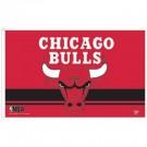 Chicago Bulls 3' x 5' Flag