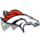 Denver Broncos Logo Trailer Hitch Cover