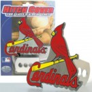 St. Louis Cardinals Logo Trailer Hitch Cover