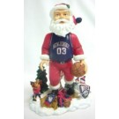 New Jersey Nets Santa Claus Bobble Head Doll from Forever Collectibles
