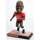Derrick Brooks Tampa Bay Buccaneers Limited Edition Ticket Base Bobble Head Doll from Forever Collectibles