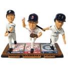 Hideki Matsui, Daisuke Matsuzaka and Ichiro Suzuki Triple Threat Bobble Head Doll from Forever Collectibles