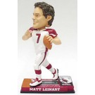 Matt Leinart Arizona Cardinals On Field Bobble Head Doll from Forever Collectibles