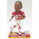 Larry Johnson Kansas City Chiefs On Field Bobble Head Doll from Forever Collectibles