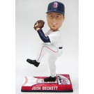 Josh Beckett Boston Red Sox On Field Bobble Head Doll from Forever Collectibles