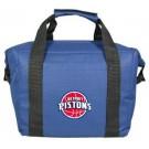 Detroit Pistons 12 Pack Cooler Bag from Kolder