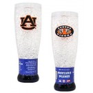 Auburn Tigers Plastic Crystal Pilsners - Set of 2