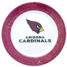 Arizona Cardinals Dinner Plates - Set of 4