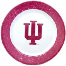 Indiana Hoosiers Dinner Plates - Set of 4