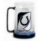 Indianapolis Colts Plastic Crystal Freezer Mugs - Set of 4