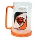 Chicago Bears Plastic Crystal Freezer Mugs - Set of 4