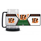 Cincinnati Bengals Plastic Crystal Freezer Mugs - Set of 4
