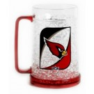 Arizona Cardinals Plastic Crystal Freezer Mugs - Set of 4