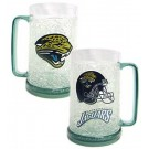 Jacksonville Jaguars Plastic Crystal Freezer Mugs - Set of 4