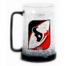 Houston Texans Plastic Crystal Freezer Mugs - Set of 4