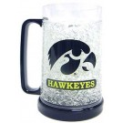 Iowa Hawkeyes Plastic Crystal Freezer Mugs - Set of 4