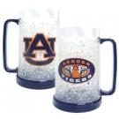 Auburn Tigers Plastic Crystal Freezer Mugs - Set of 4