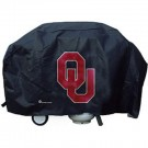 Oklahoma Sooners Economy BBQ / Grill Cover